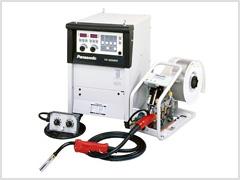 フルデジタル CO2/MAG自動溶接機